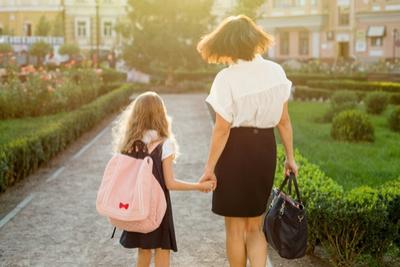 親子ファッション 学校行事 浮かない