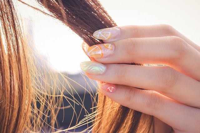ヘアカラー 白髪染め ヘアサロン 平均回数