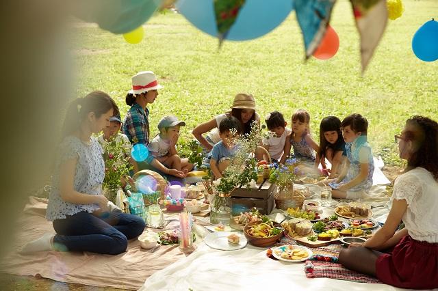 幼稚園 公園 ママ友 関わり方 グループ 苦手